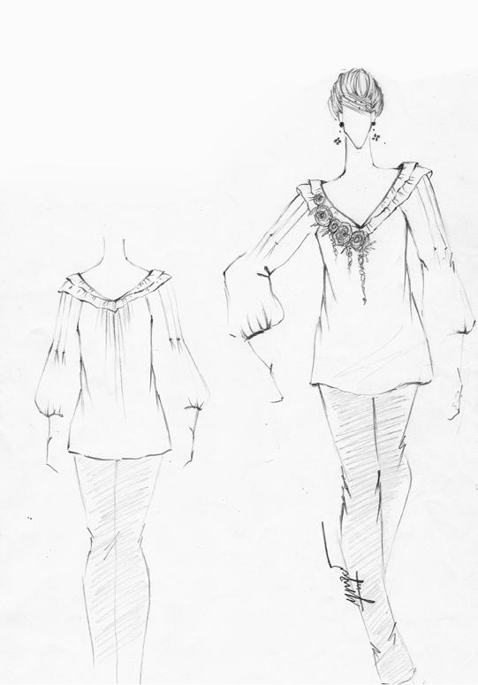 Dịch vụ thiết kế áo quần thời trang