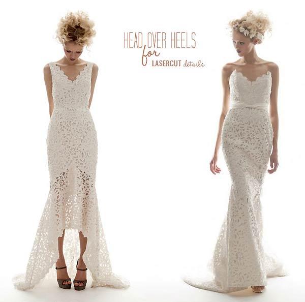 Váy cưới cổ điển tôn lên nét đẹp quyến rũ