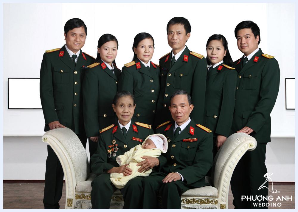 Nguồn cảm hứng cho những bức ảnh gia đình của bạn