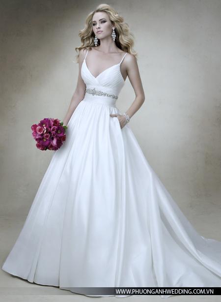 Wedding Saloon :: Пышное свадебное платье Стефани коллекция 2014