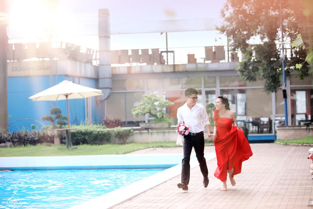 Ảnh cưới Nguyen Thu Trang