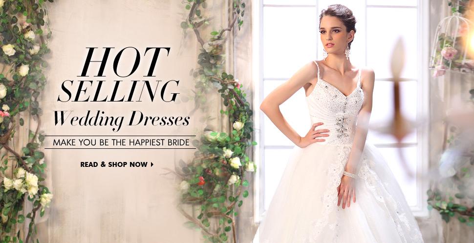 Đặt may theo mẫu áo cưới sang trọng 2015
