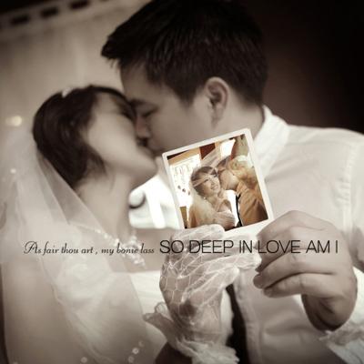Ảnh cưới Kim Ngân