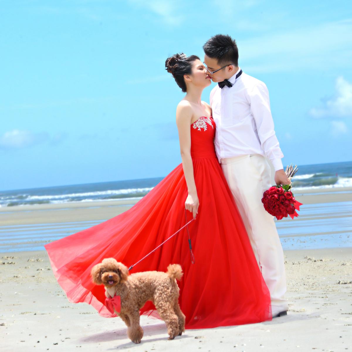 Ảnh cưới Thùy Linh