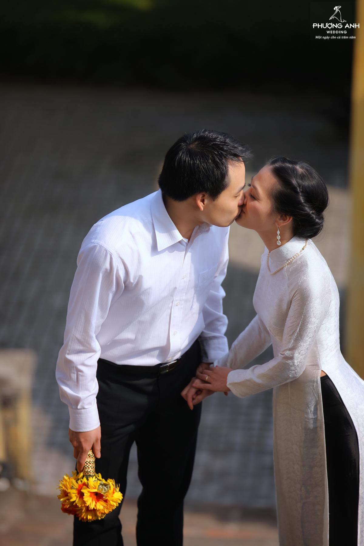 Ảnh cưới Vân Anh