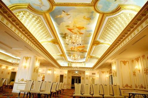 Tổ chức tiệc cưới tại khách sạn Grand plaza Hà Nội