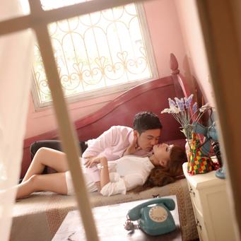 Album ảnh cưới Hồng Nhung