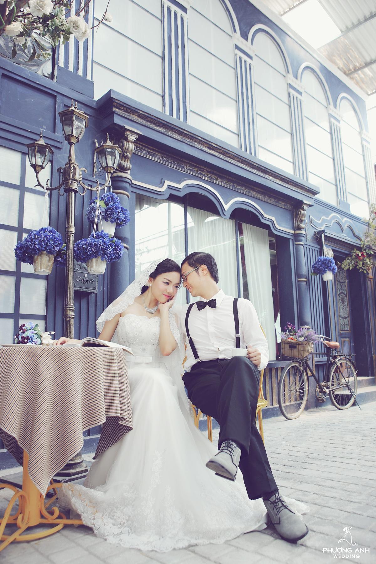 Ảnh cưới Phương Anh