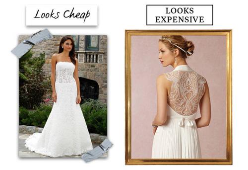 7 mẹo chọn váy cưới sang chảnh như hàng hiệu