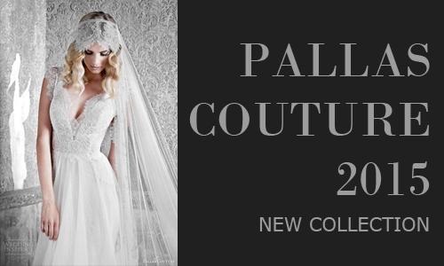 Váy cưới ren cao cấp Pallas Couture 2015