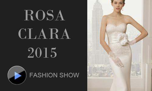 Váy cưới cao cấp 2015 Rosa Clara