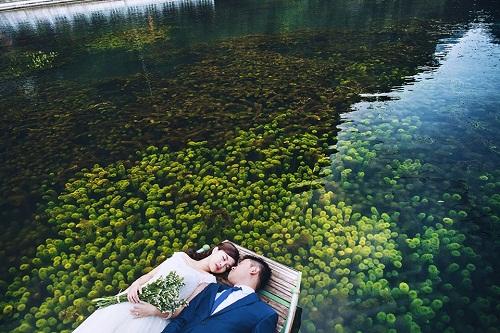 Địa Điểm Lãng Mạn cho Ảnh cưới