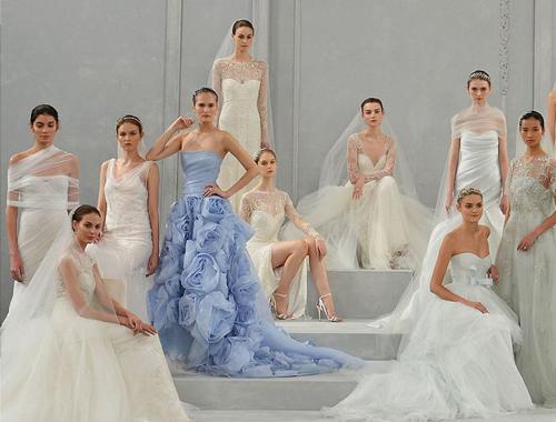 Chọn váy cưới phù hợp với mọi cô dâu ( BÍ QUYẾT )