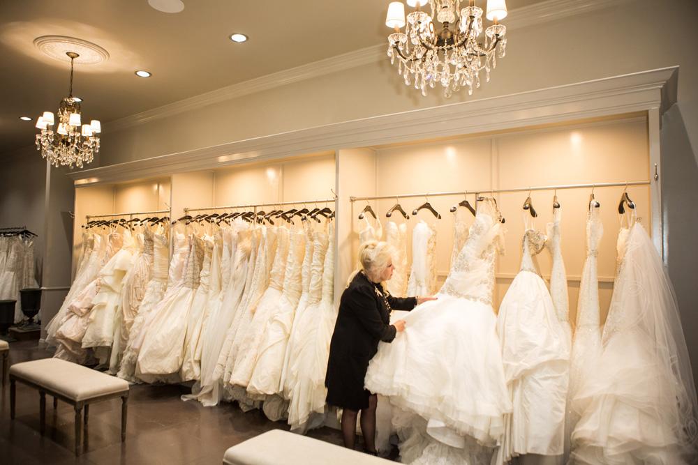 Kinh nghiệm khi đi thử áo cưới