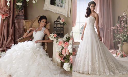 Váy cưới công chúa Xuân Hè