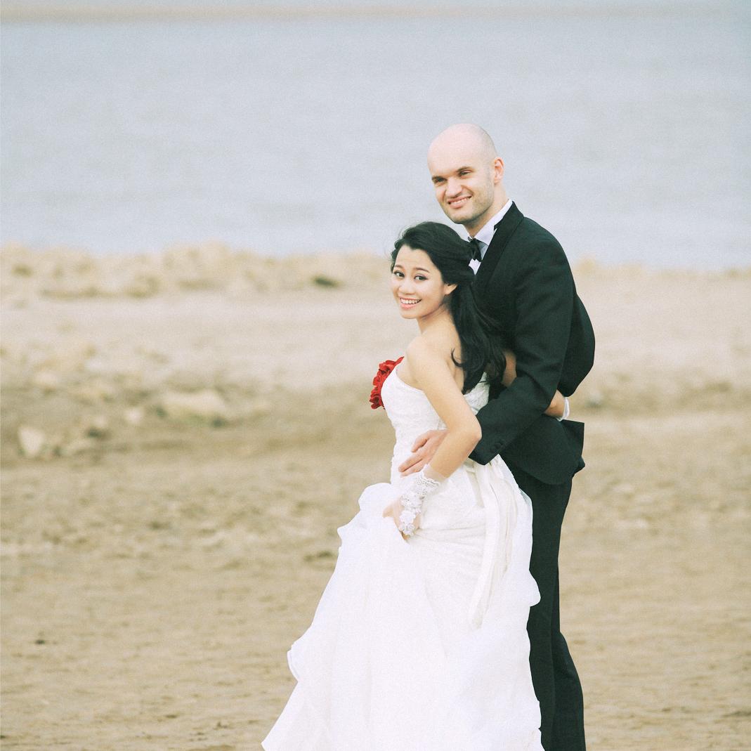 Ảnh cưới Phương Chi